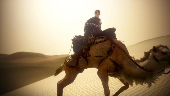 黒い砂漠 アーチャー バレンシア大砂漠