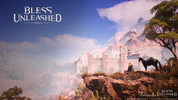 Bless Unleashed Final Test