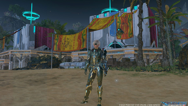 PSO2NGS 不具合