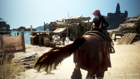 黒い砂漠 オーキルアの目 宝箱狩り重帆船ツアー01