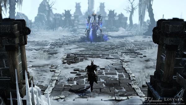 LostArk  シュシャイアー 刃風の丘 亡者の墓