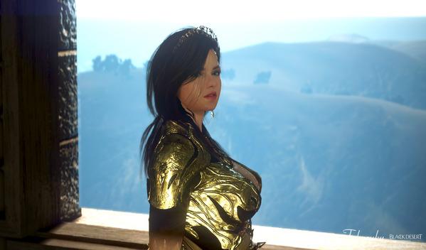 黒い砂漠 ノヴァ シャカトゥの別荘 セフィア アバター