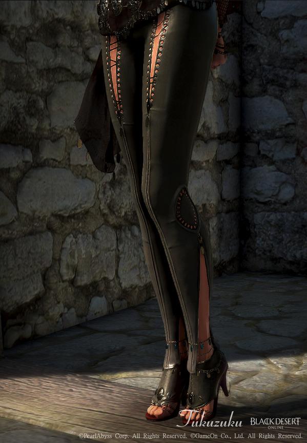 黒い砂漠 ソーサレス ヒルラート衣装