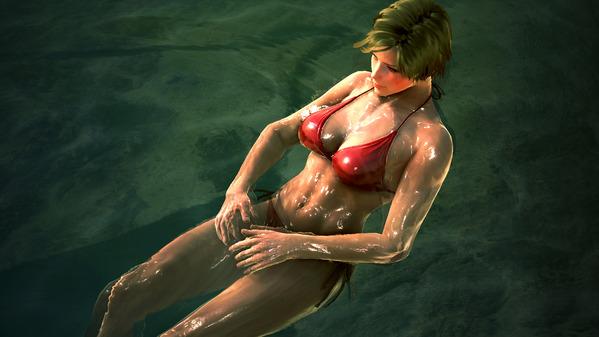 黒い砂漠 ソーサレス エンヴィビキニ 水着アバター