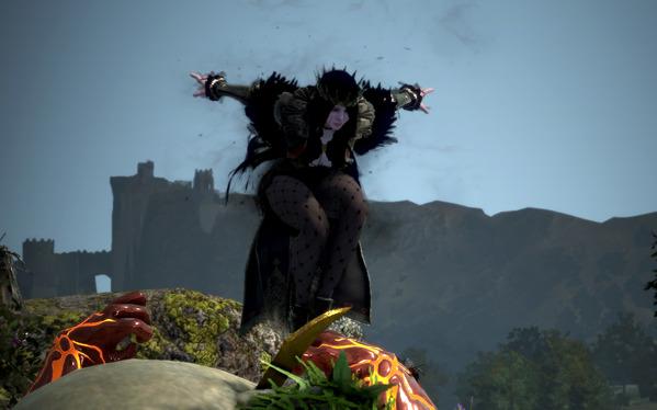 黒い砂漠 黒き魔女イザベラ