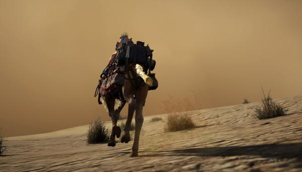 黒い砂漠 ヴァルキリー バレンシア大砂漠