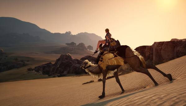 Black Desert Online Sorceress