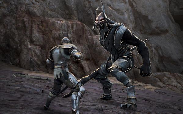 黒い砂漠 [協力] 廃鉄鉱山の恐怖