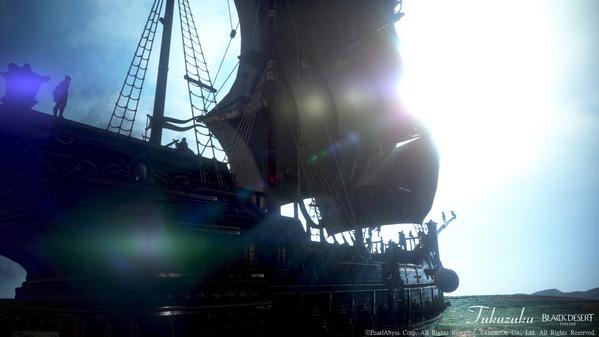 黒い砂漠 オーキルアの目 宝箱狩り重帆船ツアー20
