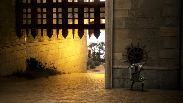 黒い砂漠 バレンシア城 門