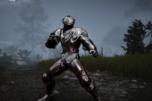 黒い砂漠 [格闘家]初心者用のセレンディア兵士服