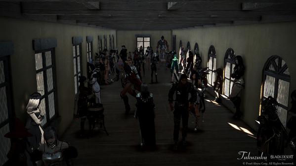 黒い砂漠 闇の眷属撮影会31