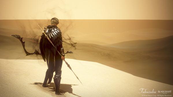 黒い砂漠 アーチャー