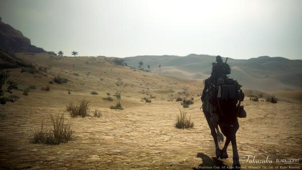 黒い砂漠 ニンジャ バレンシア大砂漠
