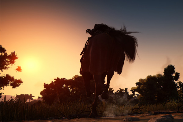 黒い砂漠 馬 BlackDesert Sorceress