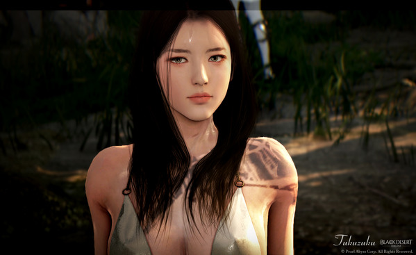 Black Desert Online Maehwa Character creation