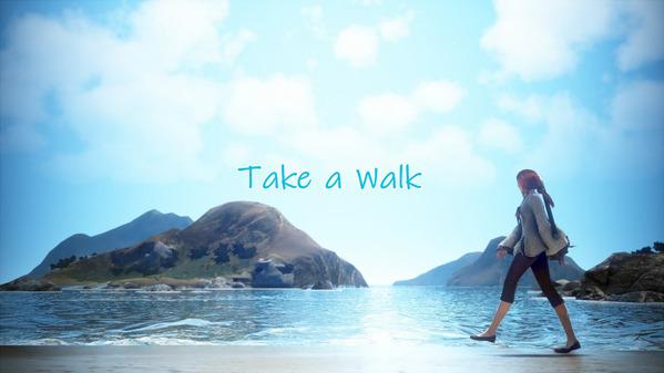 黒い砂漠 Take a Walk