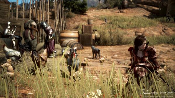 黒い砂漠 ノヴァ シャカトゥ耕作地
