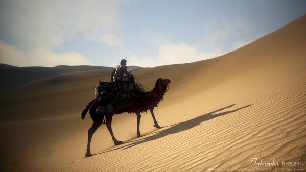 黒い砂漠 格闘家 ラクダ