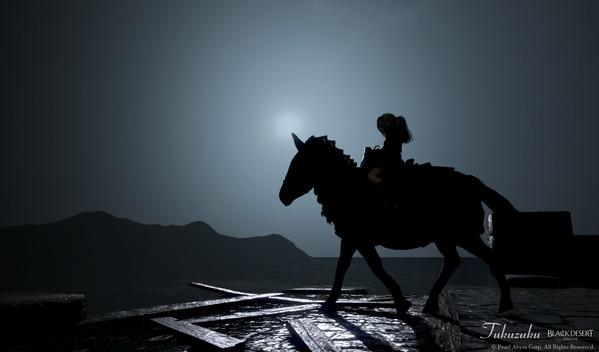 黒い砂漠 シャイ ロドゥアナート