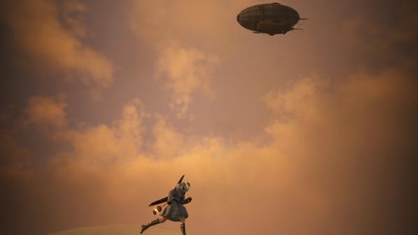 黒い砂漠 シャイ 空の馬車 バレンシア