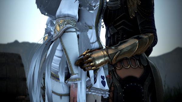黒い砂漠 ダークナイト 白き魔女ゲルディア