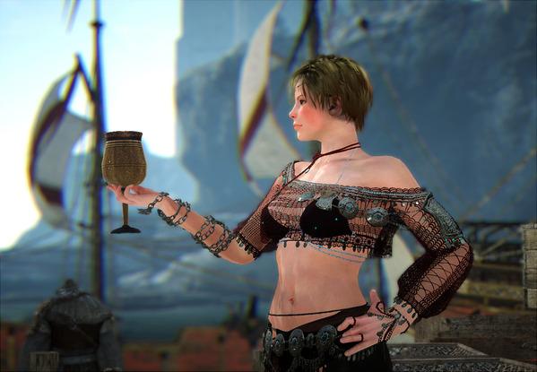 黒い砂漠 エモーション ワイン