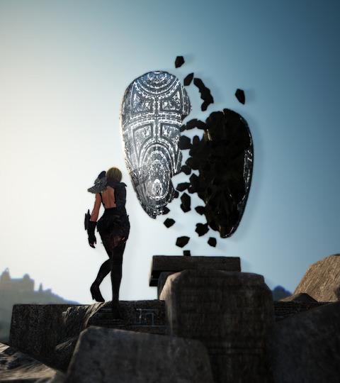 黒い砂漠 ジャイアントの光源石