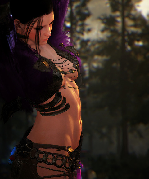 BlackDesert Sorceress ダークソーサリー