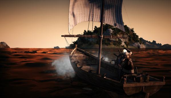 黒い砂漠 漁船 職人の服