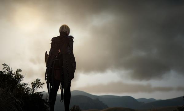 Black Desert Online Valkyrie カーリー