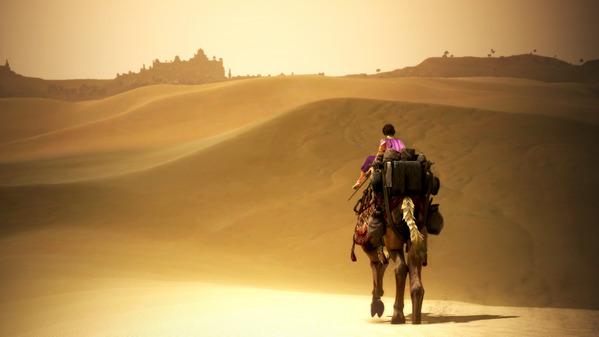黒い砂漠 ウィッチ バレンシア大砂漠
