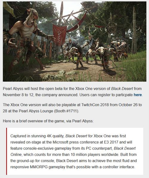 Xbox One BETA