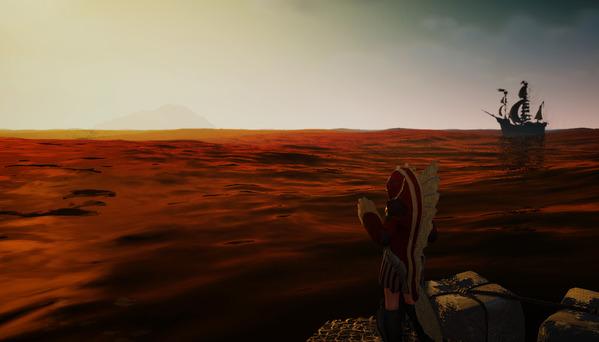 黒い砂漠 マゴリア海域