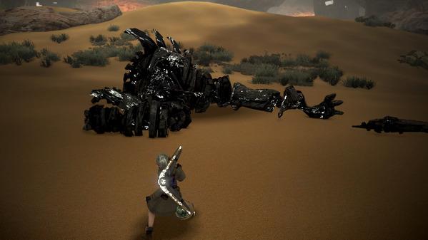 黒い砂漠 トゥカルライテン