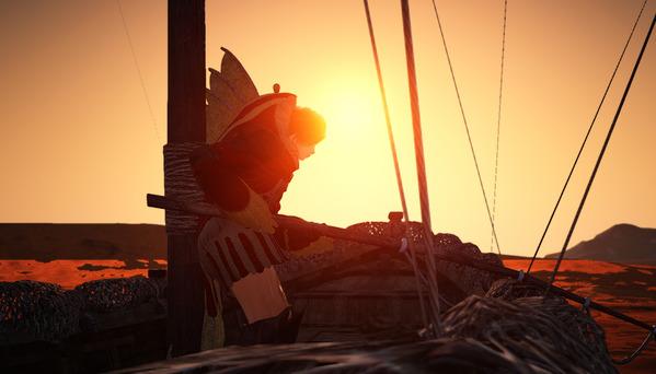 黒い砂漠 マゴリア海域 釣り