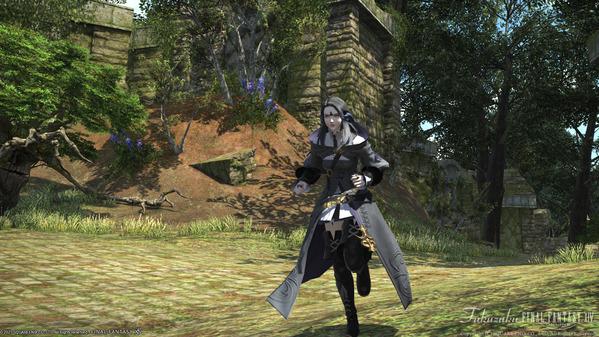 FF14 黒衣森