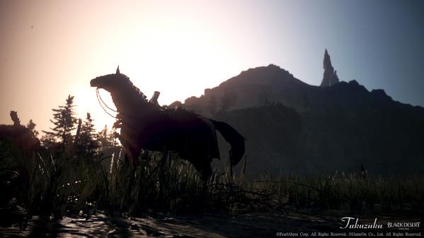 黒い砂漠 ドベンクルン