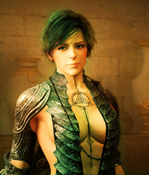 BlackDesert Sorceress character create