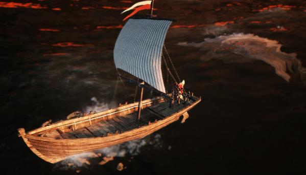 黒い砂漠 漁船 ナインシャーク