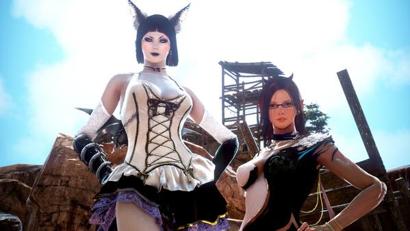 黒い砂漠 ハロウィーン仮装撮影会11