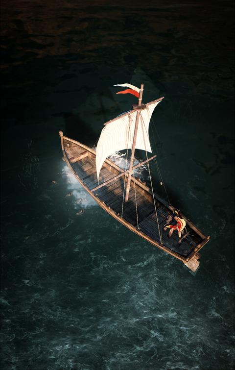 黒い砂漠 漁船 おさかなウェア