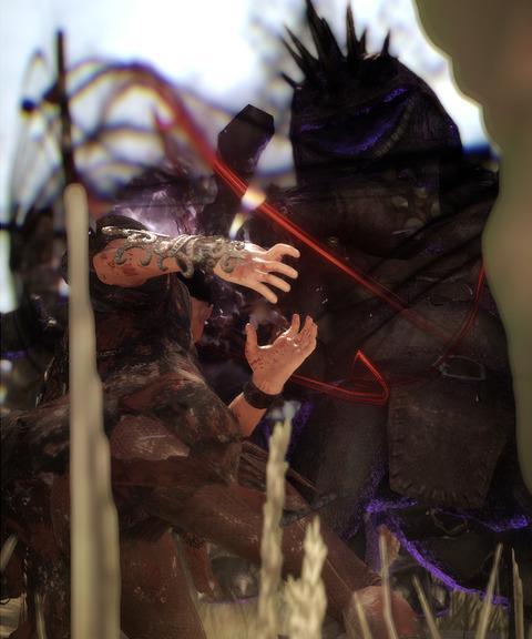 BlackDesert Sorceress