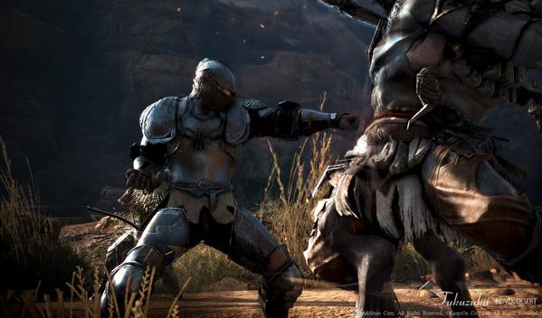 黒い砂漠 格闘家 セレンディア兵士服