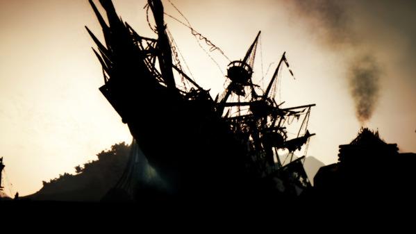 黒い砂漠 テルミアンウォーターパーク 幽霊船