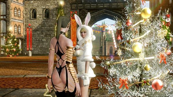 ArcheAge エルフ クリスマス
