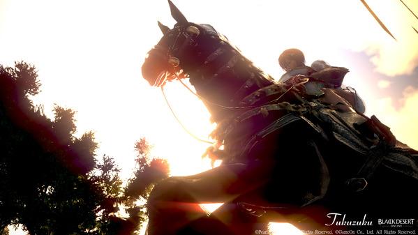 黒い砂漠 ヴァルキリー 馬