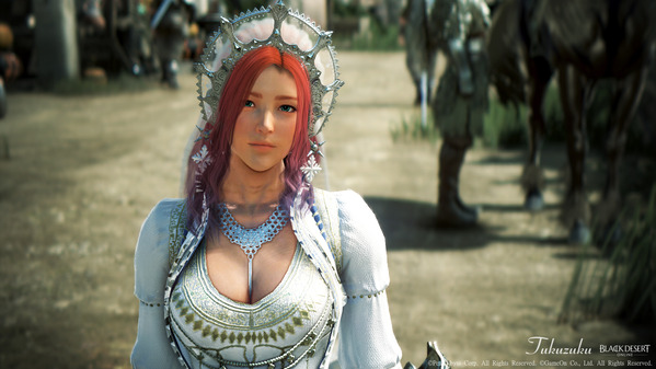 黒い砂漠 ヴァルキリー 光の女王 アバター