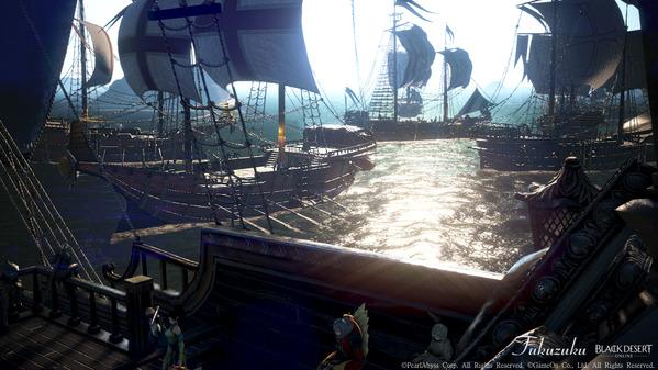 黒い砂漠 オーキルアの目 宝箱狩り重帆船ツアー15