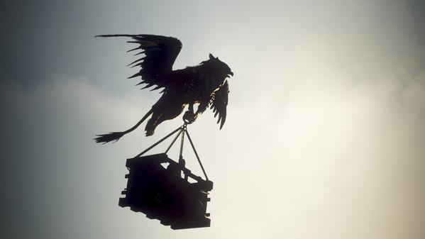 黒い砂漠 グリフォン 定期便